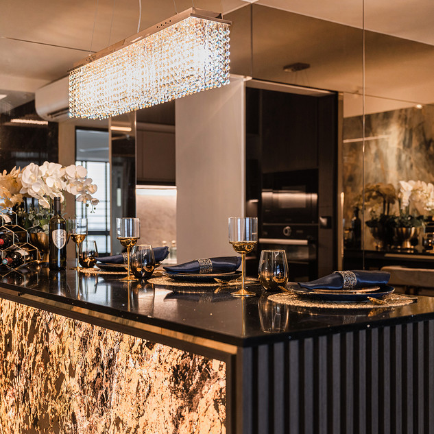 City View II | Dining Details