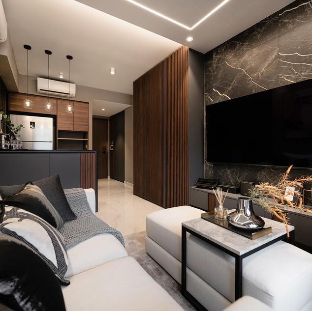 Le Quest I   Living Room
