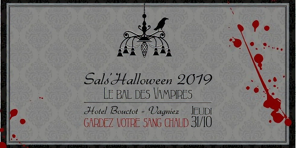 Sals'Halloween - Le Bal des Vampires