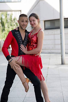 Salsa cubaine Section Danse