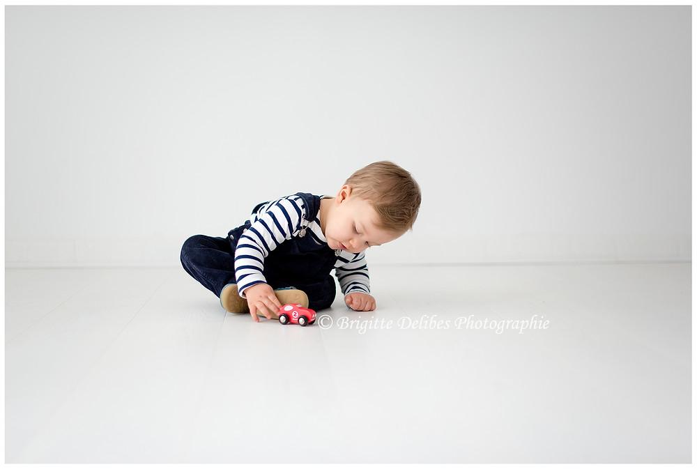 Brigitte Delibes Photograpie - Photographe bébé Nantes - Séance photo enfant - Home studio - Nantes