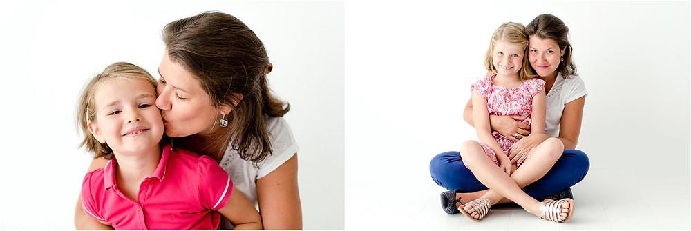 Séance photo famille au studio - Brigitte Delibes Photographie - Photographe famille Nantes