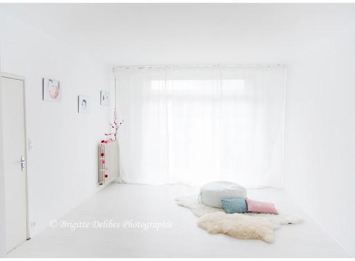 Home studio - Brigitte Delibes Photographie - Nantes (44)