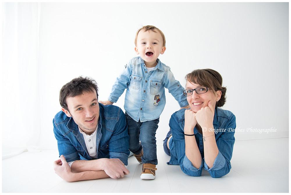 Brigitte Delibes Photographie - Photographe famille Nantes -  Home Studio, Séance photo famille, Nantes