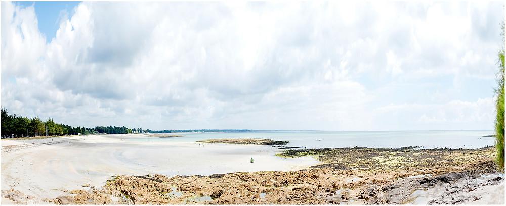 Mariage àl'Ile Tudy - Manoir de Kérouzien - photos préparatifs- Brigitte Delibes Photographie - Photographe Mariage Nantes