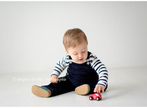 Photographe bébé Nantes - Séance photo enfant - Gaspard, 11 mois
