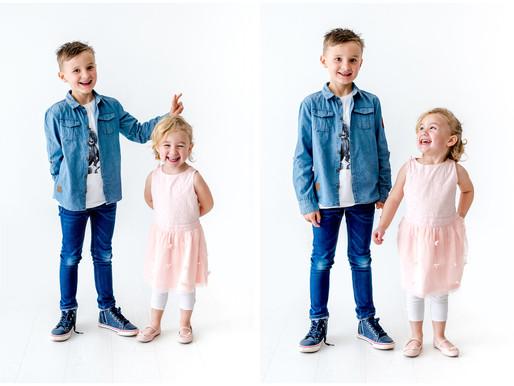 photographe Famille Nantes - Séance photo au studio
