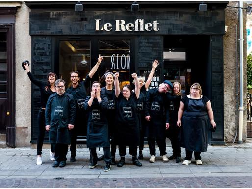 "Photographe Nantes - Reportage au Restaurant ""le Reflet"" Nantes"
