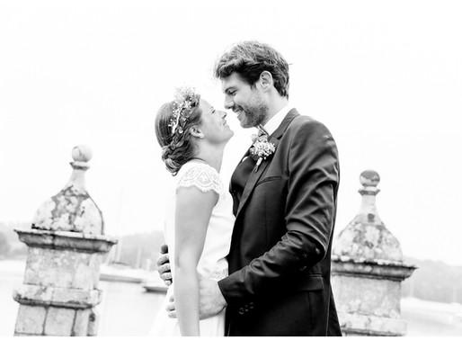 Mariage à l'Ile-Tudy - le joli jour de M&G