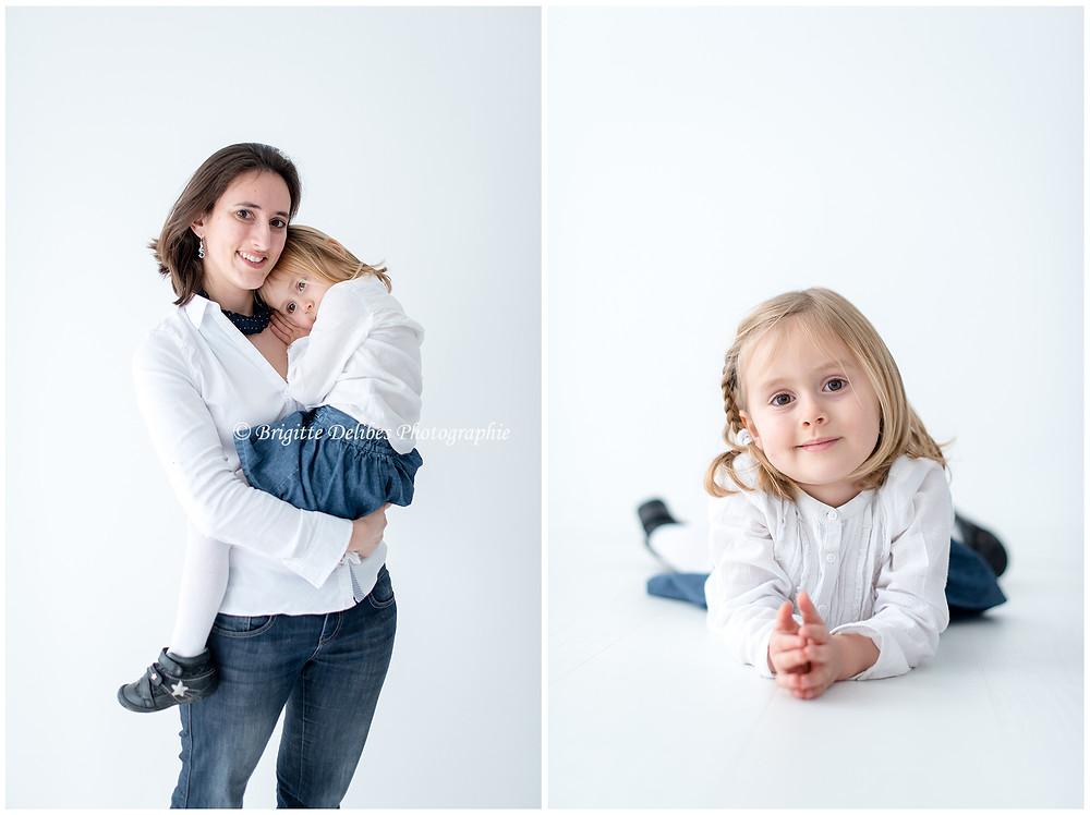Brigitte Delibes Photographie, Photographe famille Nantes - Home Studio, Séance photo famille, Nantes
