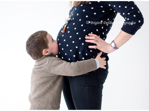 Photographe Grossesse Nantes -Séance future maman - Constance