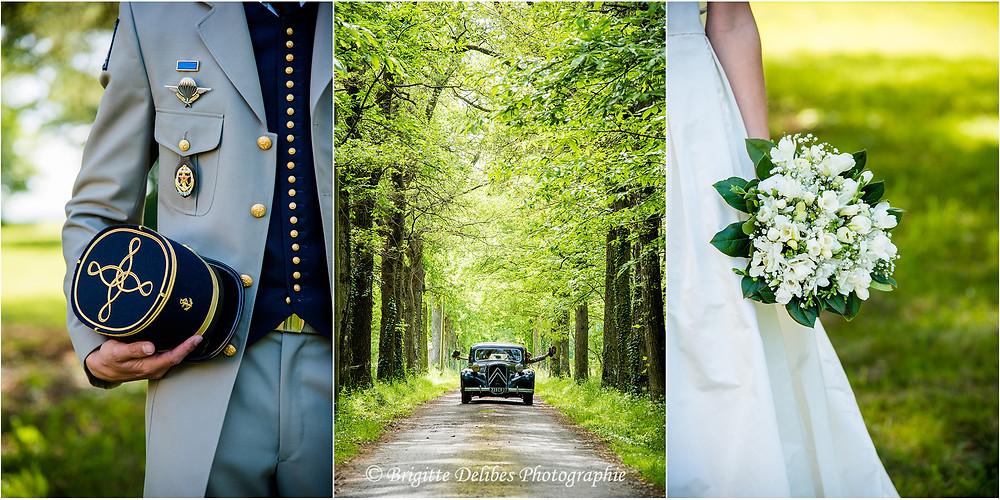 Brigitte Delibes Photographie - Photographe mariage Nantes - La seigneurie du bois benoist