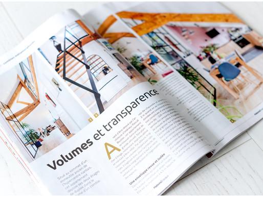 Publication presse - Magazine Maison & Travaux