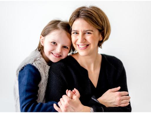 Photographe famille Nantes - Séance famille au studio