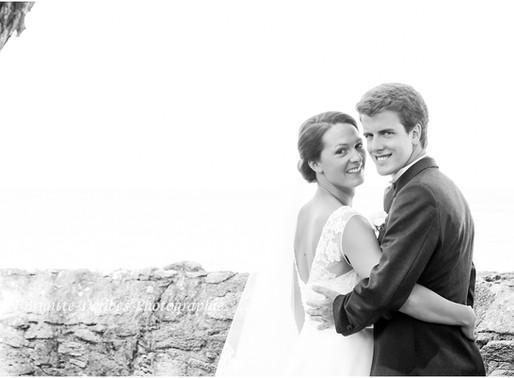 Photographe mariage Nantes - Mariage Clémence & Alexis - Piriac-sur-mer (44)