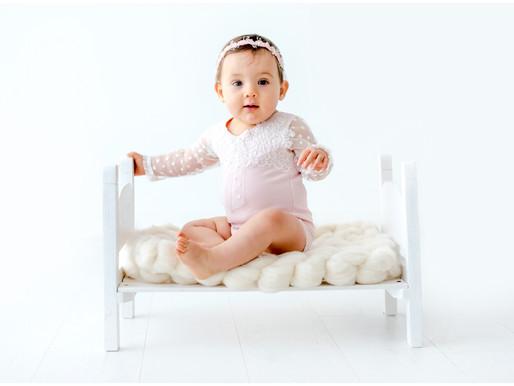 Photographe enfant Nantes - séance bébé 6-9 mois