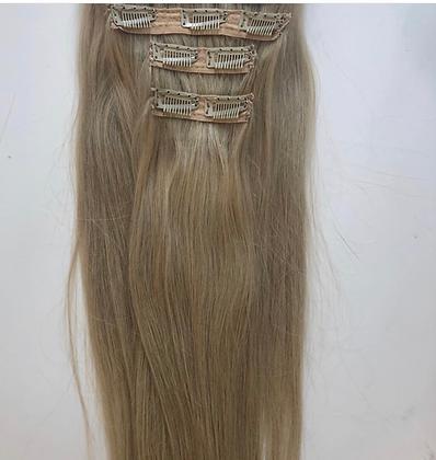Haarspangen 100% menschliches Haar