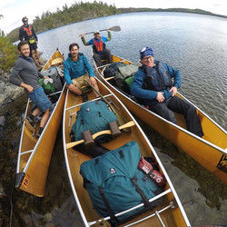 Our recent BWCA trip and a note from The Wilderness Guide Riblet Jenkins (our VP)_ ⠀_⠀_When I first