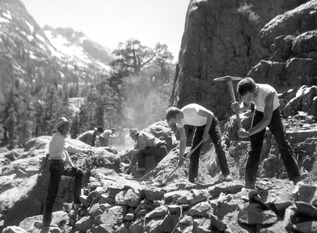 Traveling Through Time on the Pacific Crest Trail
