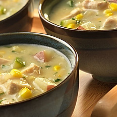 GF - Chicken & Vegetable Chowder