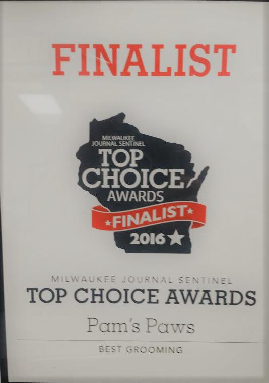 Top Choice Awards 2016 Finalist