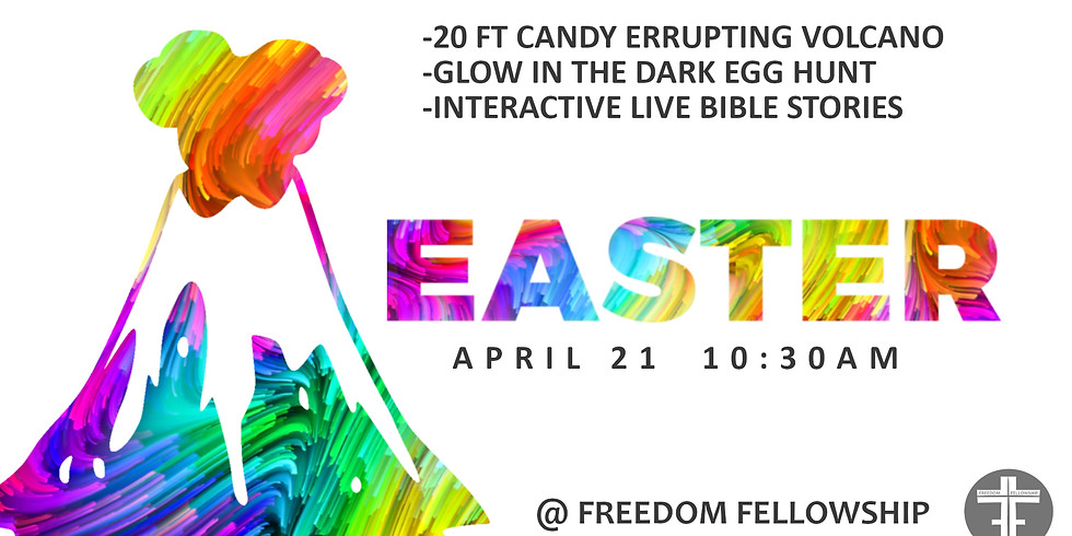 Easter at FFC