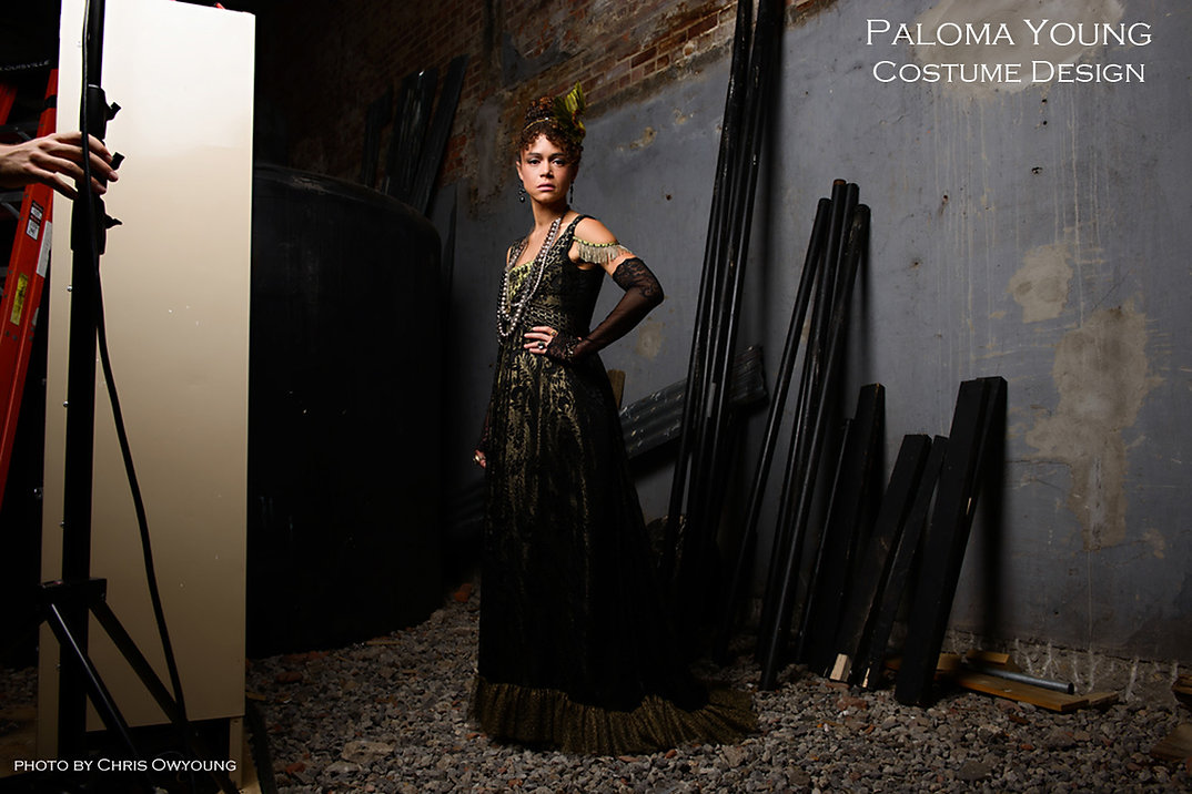Paloma Young Costume Design Tony Award