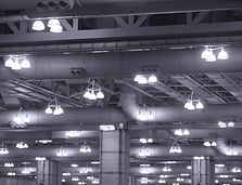 תאורה תעשייתית