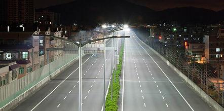 תאורת כבישים,תאורה בכביש