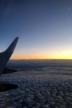 """Sunset Plane"" 19 €"