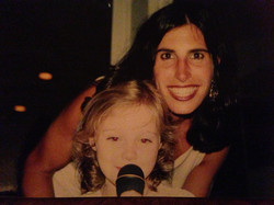 where it all began. <3 my momma!