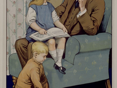 DADDY WHAT DID YOU DO DURING THE GREAT WAR?