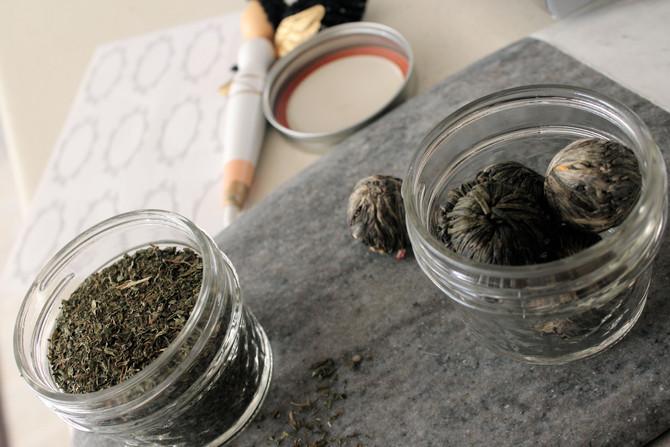 Tea Formation: Getting Organized
