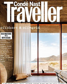 Condé Nast Traveller April 2020