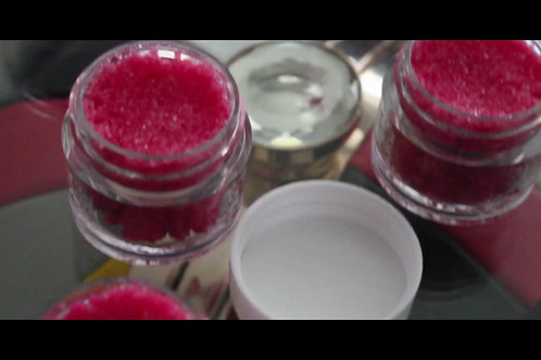 303 Face: Candy, the Lip Scrub
