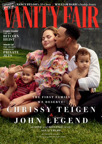 Vanity Fair December 2019