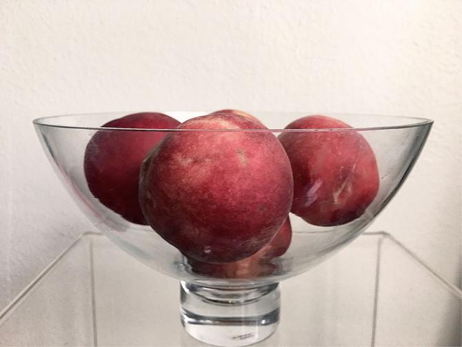 Peachy Keen- The White Peach