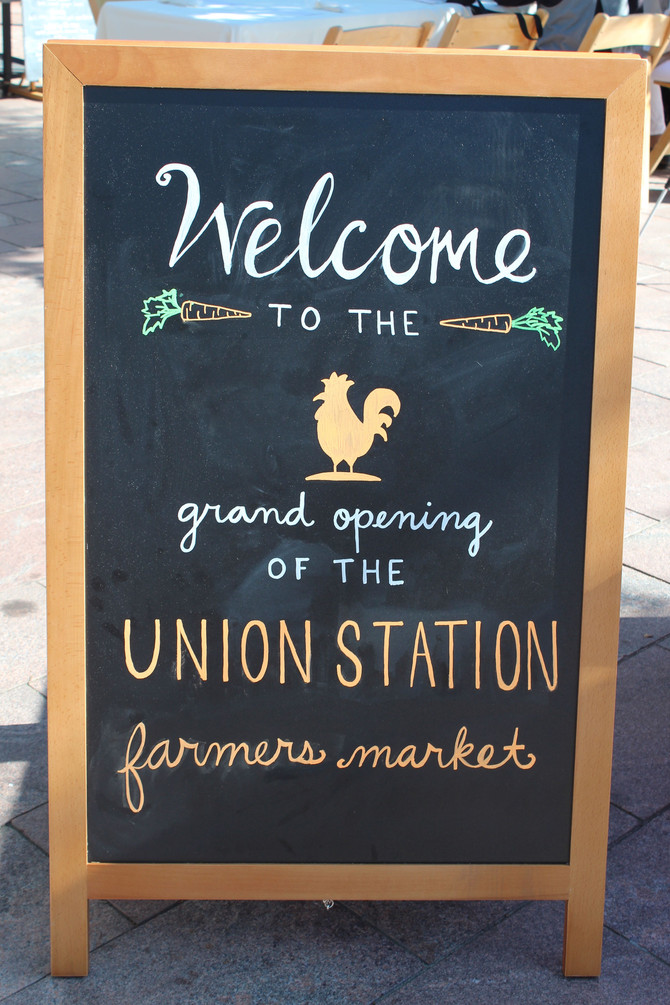 #WellnessWednesday: Farmers Market Season