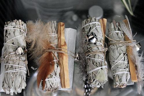 Mod + CRAFTY for 303 F | B Sage Bundles for Smudging