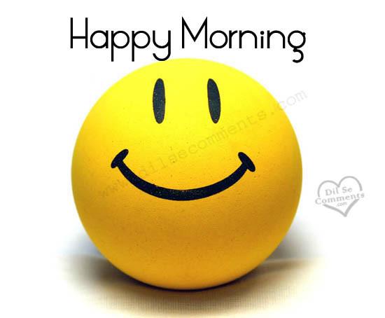 Morning smile