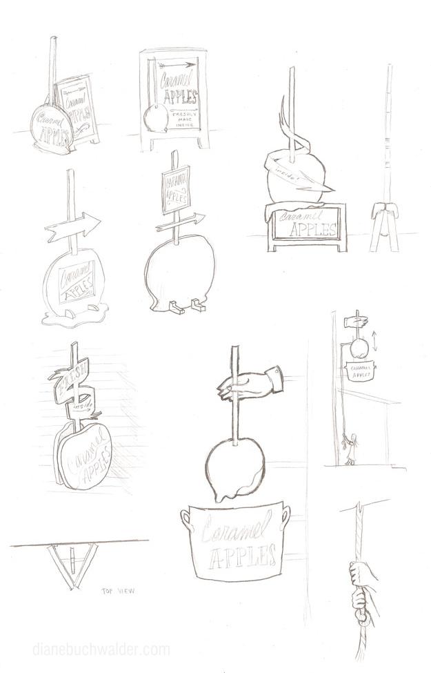 Sign Concept Development