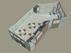 Depot Interior - 2nd Floor