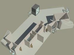 Depot Interior - 1st Floor