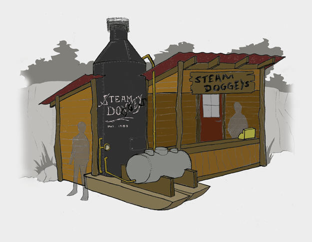 Steam Doggeys