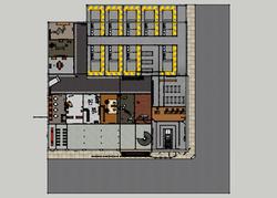 Plan - Interior