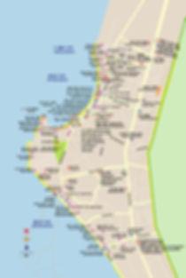 파타야 지도
