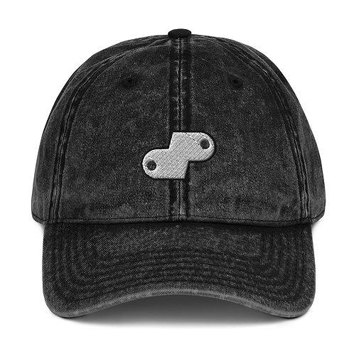 dP Dad Cap – Vintage Black