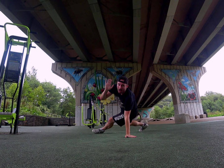 Breaking Tutorial - Transitions (elbow freeze) part.3