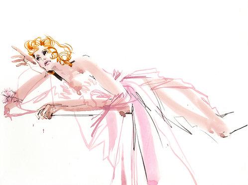 'Bella Nude' Jacqueline Bissett