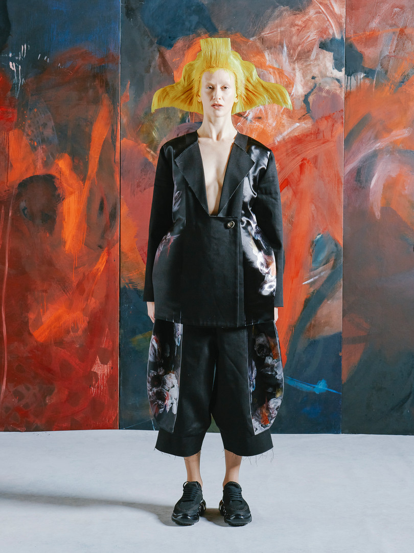 IA LONDON SS21- 'The Girl Who Collected Memories'